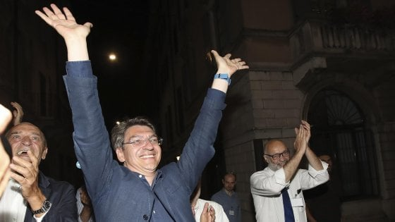 """Comunali 2018, a Brescia tiene il centrosinistra. Confermato Del Bono: """"Vinciamo perché non siamo arroganti"""""""