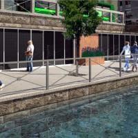 Milano, al via il dibattito sul progetto per riaprire i Navigli: i rendering
