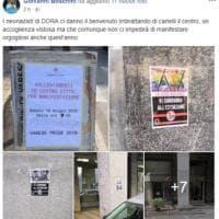 """A Varese volantini dei neonazisti Do.Ra contro il Gay Pride: """"La legge naturale vi condanna all'estinzione"""""""