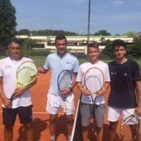Tennis, l'ex capitano del Milan Paolo Maldini si qualifica in torneo Atp