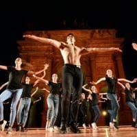 OnDance, lo show finale con Roberto Bolle all'Arco della Pace