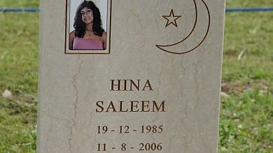 Misterioso benefattore dona lapide  a Hina la ragazza uccisa dal padre  per uno stile di vita troppo occidentale