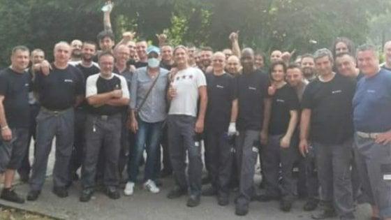 """Milano: malato di leucemia, i colleghi gli """"regalano&qu"""