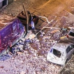 """Esplosione palazzina a Sesto, chiuse le indagini: """"Fu doloso"""""""