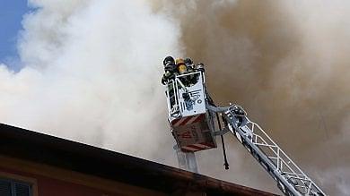 Mortara: nuovo incendio nell'area sotto sequestro per le indagini sulle eco-mafie