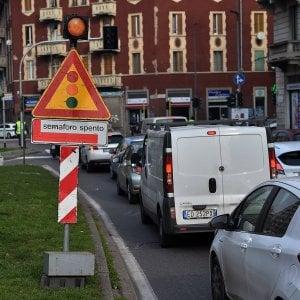 Black out elettrico, zona est di Milano senza corrente per tutto il pomeriggio
