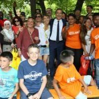 Ricetta Milano: al Sempione in migliaia alla tavolata solidale per il pasto
