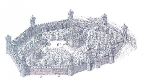 """Milano, durante gli scavi della M4 spunta il """"mausoleo dell'imperatore"""""""
