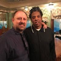 Beyoncé e Jay-Z: la crisi è ormai lontana, cena a base di pesce a Milano
