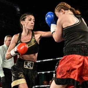"""L'ultimo match di Valeria Imbrogno, fine carriera con titolo mondiale: """"Sul ring con me c'era qualcuno"""""""