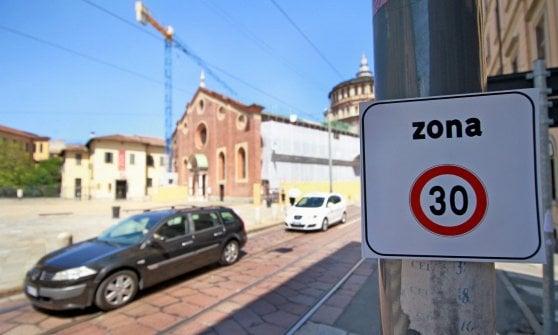 """A 30 all'ora in Corso Magenta per non """"disturbare"""" il Cenacolo: il piano del Comune per l'autunno"""