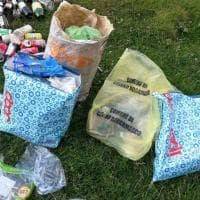Bergamo, il campeggio è un cimitero di rifiuti: i gestori