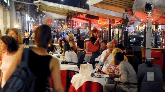 Lavoro: blitz nei locali di Porta Venezia, irregolari 7 ristoranti o bar su 10