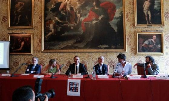 """Milano presenta Calcio City: a settembre una settimana per celebrare il pallone """"come era una volta"""""""