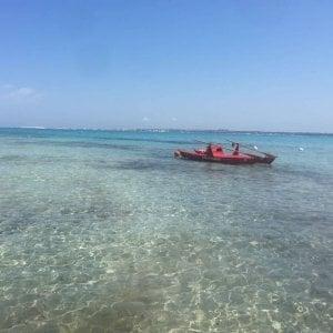 Malore in mare, muore turista comasco in vacanza nel Salento
