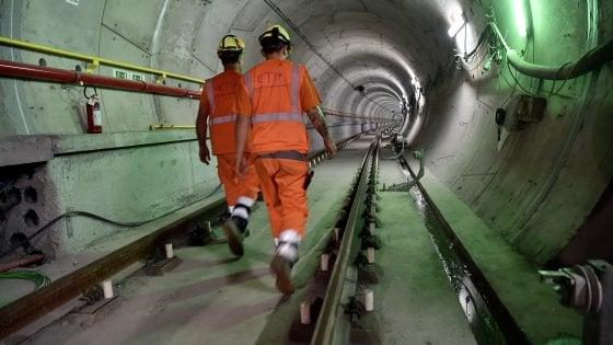 Dentro la Linea Blu da Linate a Forlanini: 3 chilometri di tunnel e lavori mai visti