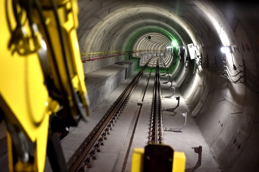 Primo tratto della M4, viaggio inedito 12 metri sotto terra da Linate a Forlanini