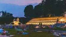 Atmosfere da 'Sogno di una notte di mezza estate' a Villa Litta