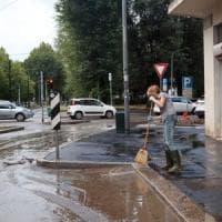 Milano, allerta meteo per forti temporali nelle prossime ore