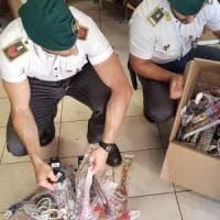 Brescia, sequestrati 200mila prodotti  tra giocattoli ed estetica 'non sicuri'