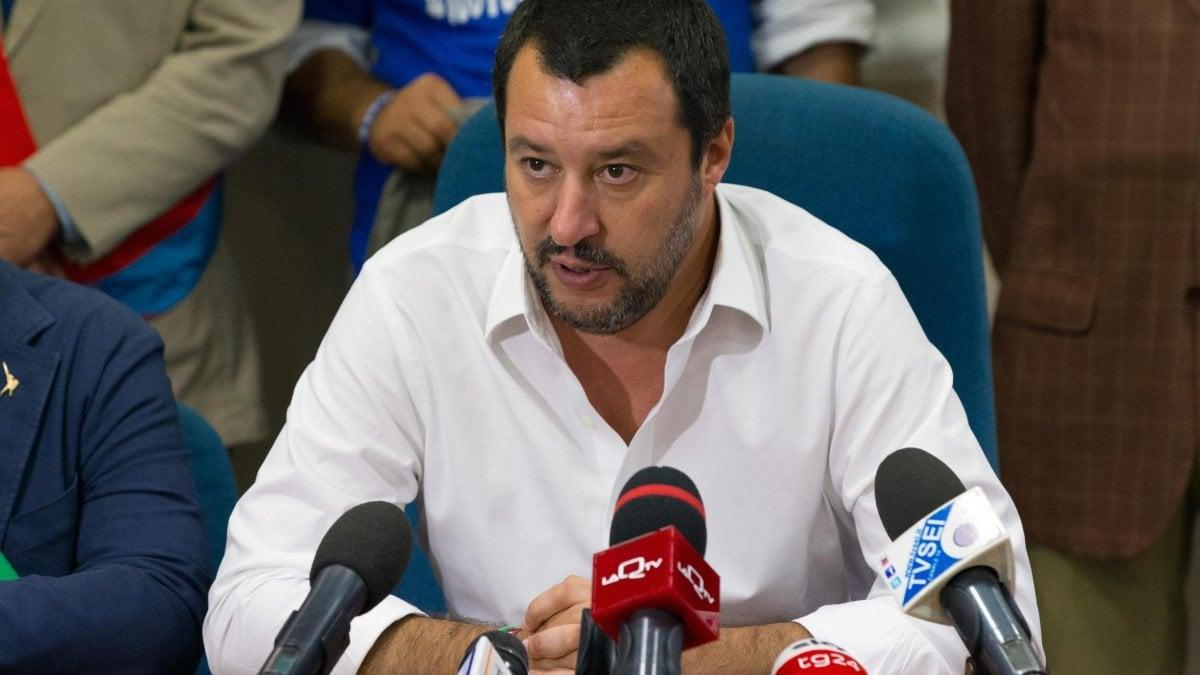 """""""Salvini, in nome della bellezza e dell'intelligenza. Fai un gesto"""