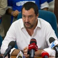 A processo l'antagonista che minacciò Salvini su Facebook: ''Sparati in bocca''