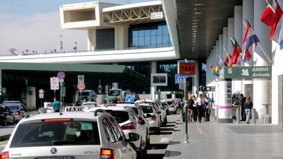 Malpensa, rifiutò una corsa a due passeggeri invalidi: sospesa la licenza a tassista per un mese