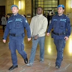 Uccise per strada a picconate, la nuova vita di Kabobo: studia e lavora in carcere