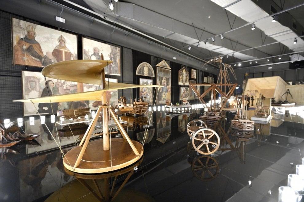 Milano, la grande parata di Leonardo da Vinci: al Museo dell