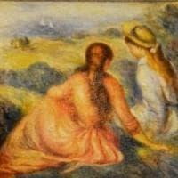 Monza, recuperati i due dipinti di Rubens e Renoir rubati nel 2017