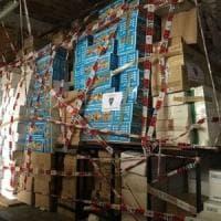 Milano, sequestrati un milione e mezzo di sacchetti di plastica illegali
