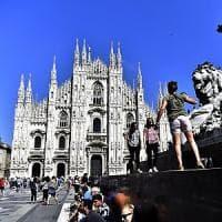 Vacanze a Milano, crescono i turisti: quasi 5 milioni, il 7% in più rispetto