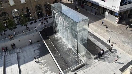 Apple: ecco lo Store di Piazza Liberty a Milano