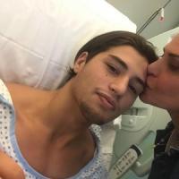 Il ferimento del figlio di Simona Ventura, il riesame: