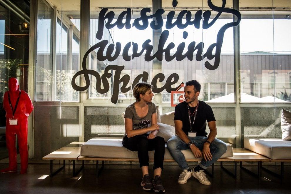 Milano dalle periferie al centro, il Talent Garden di via Calabiana: da Manzoni a Google, la tipografia si evolve