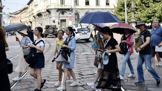 Record per il turismo a Milano, in luglio registrati più di seicentomila visitatori