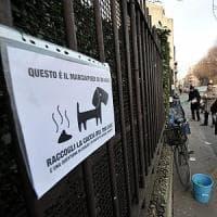 Escrementi dei cani, i padroni incastrati dalla banca dati del dna: le prime multe nel Varesotto