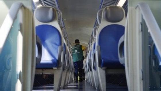 """Annuncio razzista sul treno, il passeggero: """"Salvini dovrebbe proteggermi, invece incita al linciaggio"""""""