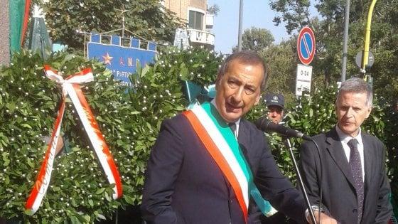 """Strage nazifascista di Piazzale Loreto, Sala: """"Legge Mancino trattata come un orpello, Milano si ribelli"""""""