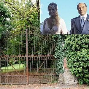 Brianza, ladri in fuga dai carabinieri finiscono nella villa di Berlusconi