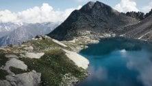 In volo col drone sui laghi  e ghiacciai: videotributo  alla Valle d'Aosta