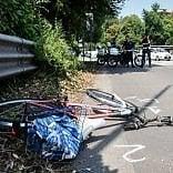 Pirati della strada, fermato  21enne per la polizia locale  è lui che ha ucciso il ciclista