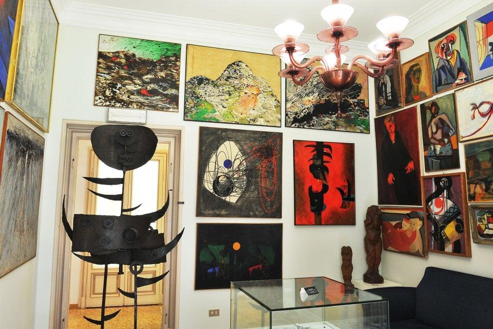 Casa Museo Boschi Di Stefano.Milano Dalle Periferie Al Centro Picasso E Sironi Alla Casa Museo