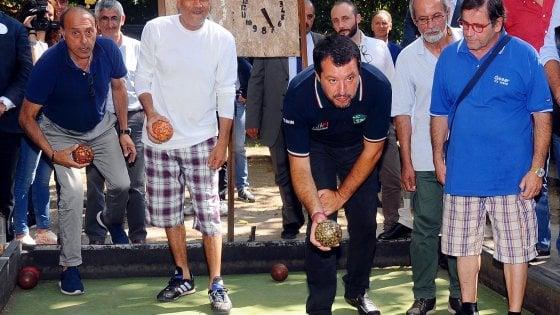 """Matteo Salvini sulle moschee: """"Non credo siano una priorità di Milano"""""""