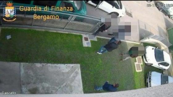 Bergamo: smantellata banda di estorsori, imprenditori picchiati e costretti a pagare il pizzo
