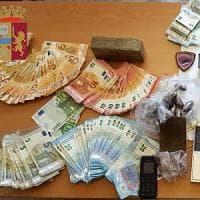 Spaccio di cocaina, quattro arresti a Monza: sequestrate anche pistole e 164mila euro in contanti