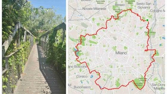 """""""AbbracciaMI"""": l'itinerario ciclistico attorno a Milano è più di un sogno"""