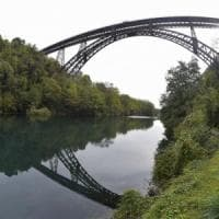Ponte chiuso tra Calusco e Paderno d'Adda, il giorno del test per i pendolari bergamaschi