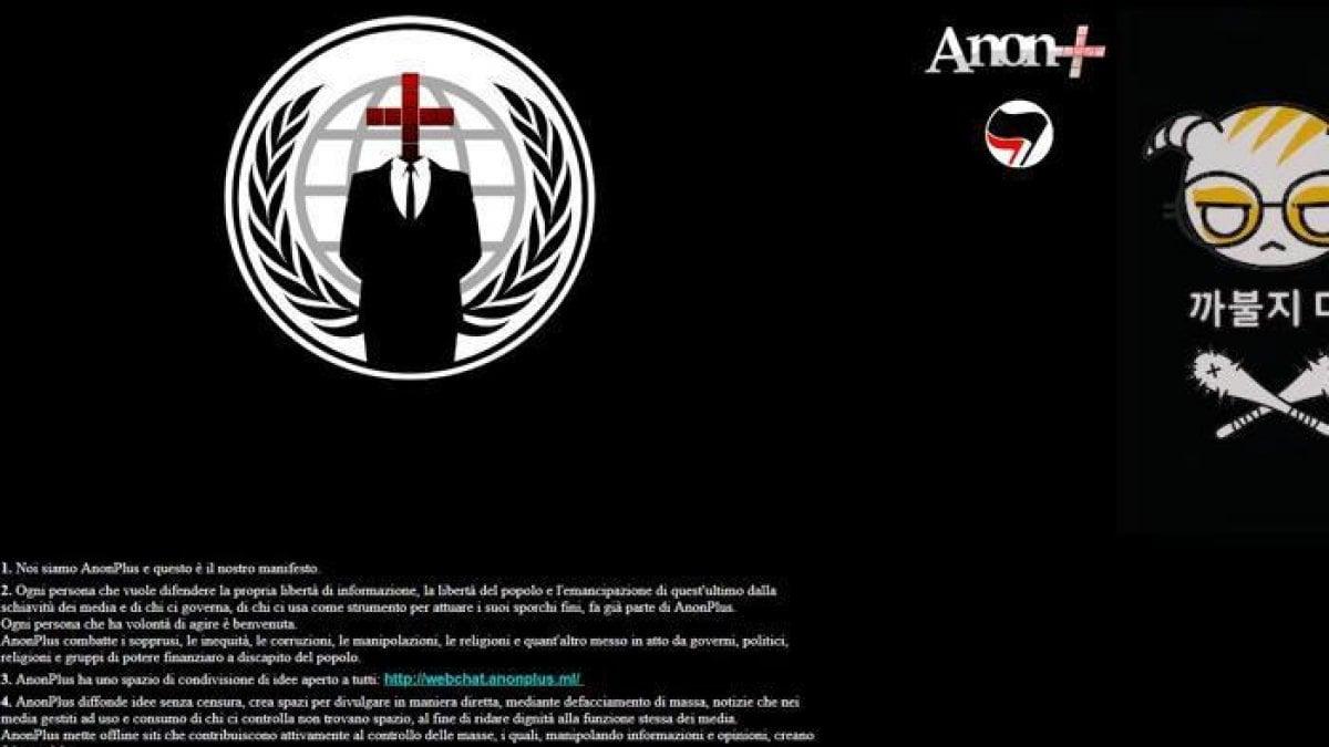 Lodi gli hacker difendono gli stranieri esclusi for Sito repubblica