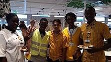 """""""Benvenuti all'Ikea"""": 8 richiedenti asilo presi per un tirocinio a Carugate"""